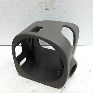 00 01 02 Ford Crown Victoria Mercury Grand Marquis gray steering column cover OE