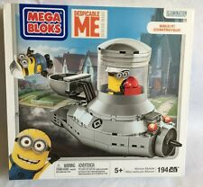 Megablok Despicable Me Minion Mobile (194 pieces)