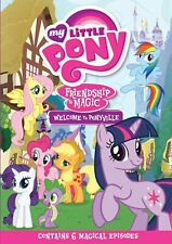 My Little Pony: Friendship is Magic - Welcome To Ponyville UK REGION 2 DVD