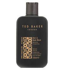 2 x TED BAKER LONDON REFINED & INVIGORATING BODY WASH SEE DESCRIPTION PLZ