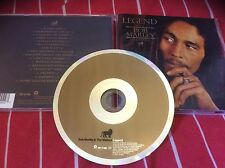 The Best of Bob Marley & The Wailers - Legend (CD Definitive Remasters)