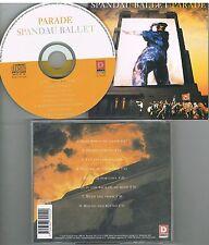 Spandau Ballet – Parade CD 1996