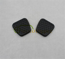 2pcs  Brake / Clutch Pedal Rubber Covers 46545SA5000 For Honda Accord Civic