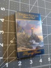 Vintage 2003 THOMAS KINKADE PAINTER OF LIGHT playing cards