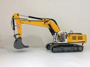 Upgraded Version Full metal 1/12 Rc Hydraulic Excavator 954-Pro RTR