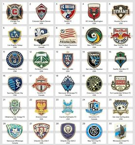 Metal Pin United States Football Clubs Part 1
