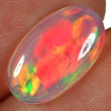 TOP EXCEPTIONAL OPAL : 2,18 Ct Natürlicher Edel Opal mit Tolle Farbenspiel