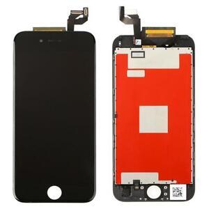 LCD DISPLAY IPHONE TIANMA 5 6 7 8 PLUS 6S PLUS 8PLUS NERO BIANCO KIT SMONTAGGIO