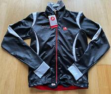Brand New Original CASTELLI CYCLING ROSSOCORSA 170BPM Jacket L
