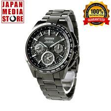Citizen Attesa CC9017-59E F900 Eco-Drive Satellite Wave GPS Titanium 100% JAPAN