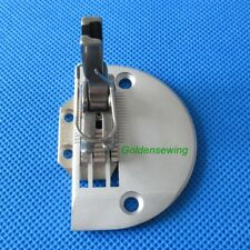 EXTRA HEAVY NEEDLE PLATE & FEED DOG & PRESSER FOOT SET for JUKI DLN-415 DLN-5410