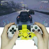 Racing-Game Mini Lenkrad-Controller Ersatz für Sony PS4 Playstation 4 Konsole