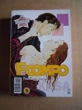 F. COMPO Tsukasa Hojo Vol. 9 edizione Star Comics   [G371C]