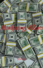 Manifesting Millions 4 pages simple tips always available 2020 Ebook