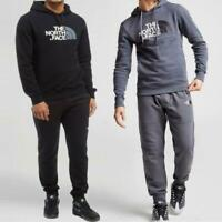 The North Face Mens Full Tracksuit TNF Hoodie Hooded Sweatshirt Joggers Bottoms