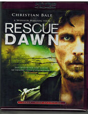 Rescue Dawn HD-DVD rare Dutch import with English audio Christian Bale