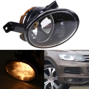 Right Passenger Side Front Fog light Lamp Fit Volkswagen VW Touareg 2011-2013 12