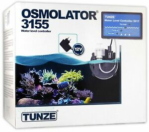 LATEST MODEL TUNZE OSMOLATOR WATER LEVEL AUTO TOP UP 3155 MARINE REEF  TANK