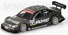 Mercedes C-Class DTM 2007 M. Häkkinen #6 équipe AMG-Mercedes 1:43 Minichamps