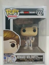 Funko Pop! Television #777- The Big Bang Theory - Howard Wolowitz In Space Suit