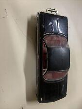 Jada Toys 1961 Chevy Impala 1/24 Scale Black Lowrider Red Interior
