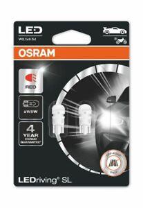 OSRAM LEDriving SL Stop Light 2825DRP-02B W5W Non ECE