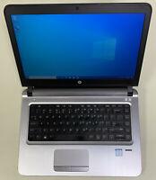 """HP ProBook 440 G3 14"""" HD 2.3GHz i5-6200U 8GB RAM 256GB SSD Windows 10 Pro"""