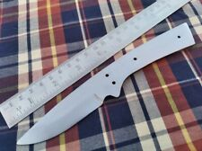 "7.50"" custom made 5160 spring steel special design tanto knife blank blade s"