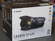 Canon HF G40 Camcorder - Schwarz -  NEU - vom Canon Fachhändler