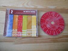 CD va the world of intuition - 2 (16) chanson intuition/schott Jazz