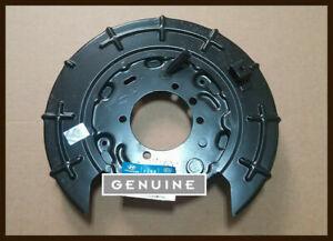 OEM 582512E000 Rear Parking Brake Plate LH For Kia Sportage, Hyundai Tucson