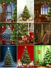 """Christmas Backdrop/Background  for 18"""" doll  or similar doll"""