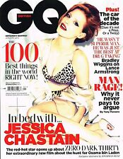 January Monthly GQ Magazines for Men
