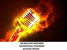 THE BELLAMY BROTHERS PROFESSIONAL RECORDED BACKING TRACKS