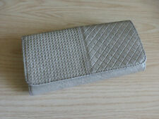Grey wallet with zipper by s.Oliver; used but in a good state.