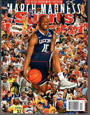 Sports Illustrated 2011 UCONN Huskies Kemba Walker MARCH MADNESS NR/Mint NO LBL