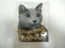 Kitty Couture Gold Charms Collar