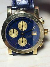 Girard Perregaux. 7000 GBM. 18K. 750. Yellow Gold. Gents Automatic Chronograph.