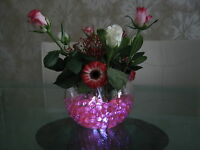 Two Pks Of Water Gel Beads Crystals Balls Wedding Floral Display Table Centre.
