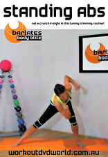 Toning, Body Sculpting EXERCISE DVD - Barlates Body Blitz - STANDING ABS!