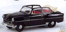 BREKINA HO - # 20224 - Opel Olympia Covertibel, black
