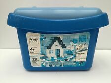 Lego Brick Box 6161 Building Toy NEW SEALED Faded Container Label 2007