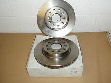 Audi A3 All Models 16in Wheels 2003on VL1007 Vented Front Brake Discs (Pair)