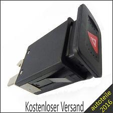 Neu Warnblinkschalter Warnblinker Schalter für VW Golf IV Bora Kombi 1J0953235C