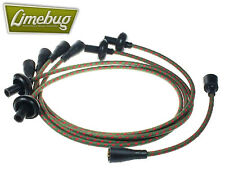 HT Leads Ignition VW Beetle Cable Set Lead Genuine Kit 7mm Green T1 T2 Campervan