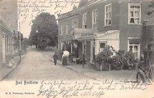 Bad Bentheim, Hotel Bellevue, Bahnpost 1904 Postkarte