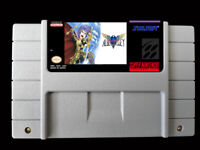 Albert Odyssey English Translated SNES [USA] Version