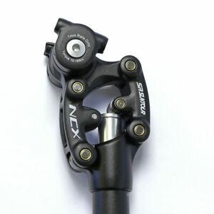 SR Suntour NCX suspension bike bicycle seat post 27.2 x 350mm