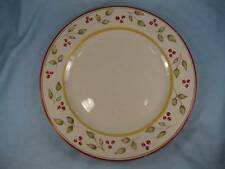 Chanticlair Dinner Plate Royal Doulton Floral Pattern 1301 2004 Copy. (O) AS IS