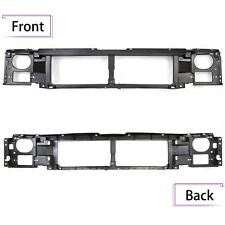 Header Panel For 1992-1997 Ford F-150 F-250 F-350 Grille Headlight Mount Panel